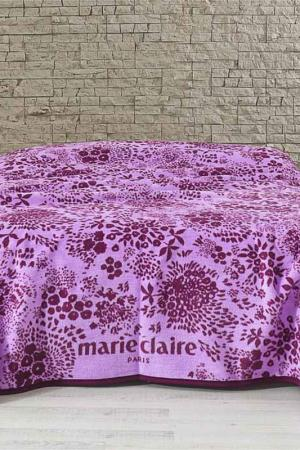 Покрывало Marie claire. Цвет: lilac and bordeaux