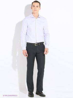 Верхняя сорочка INCITY. Цвет: фиолетовый