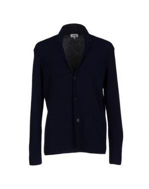 Пиджак FAÇONNABLE. Цвет: темно-синий