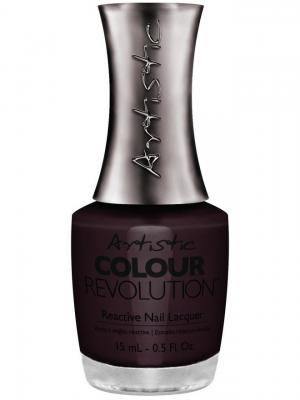 Лак для ногтей 119 INTOXICATING Недельный ногтей, 15 мл Artistic Revolution. Цвет: коричневый