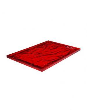 Поднос KARTELL. Цвет: красный