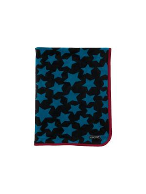 Одеяло двусторонее Villervalla. Цвет: синий