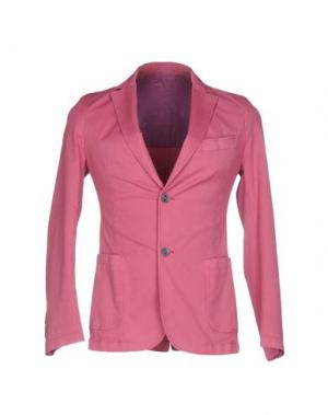 Пиджак HARRY & SONS. Цвет: фиолетовый