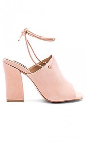 Туфли на каблуке pinnacle JAGGAR. Цвет: румянец