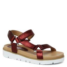 JOY SANDAL BRD бордовый NO NAME