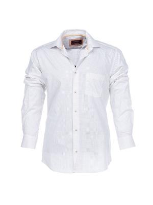 Рубашка BIRIZ. Цвет: кремовый