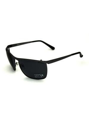 Cолнцезащитные очки Exenza. Цвет: антрацитовый