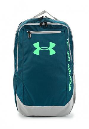Рюкзак Under Armour. Цвет: бирюзовый