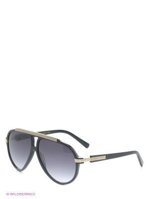 Солнцезащитные очки B 221 C1 Borsalino. Цвет: черный