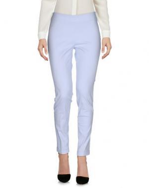 Повседневные брюки ANNECLAIRE. Цвет: небесно-голубой