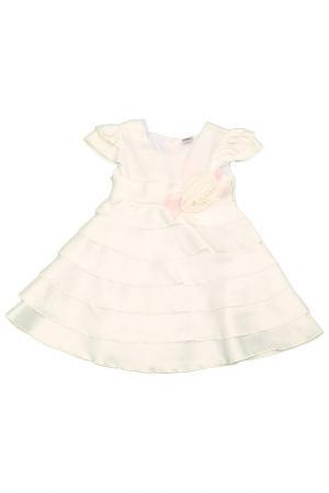 Платье Yo-Lin. Цвет: белый