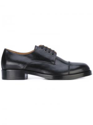 Туфли Classique Société Anonyme. Цвет: чёрный