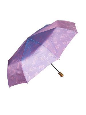 Зонт автоматический Mitya Veselkov. Цвет: сиреневый