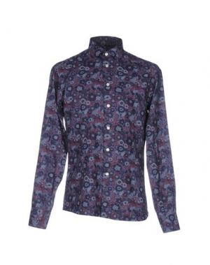 Pубашка BRANCACCIO C.. Цвет: фиолетовый