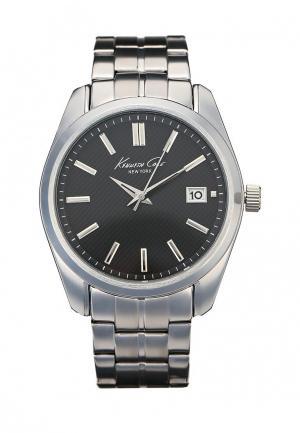 Часы Kenneth Cole. Цвет: серебряный