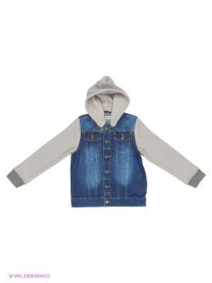 Куртка S`Cool. Цвет: синий