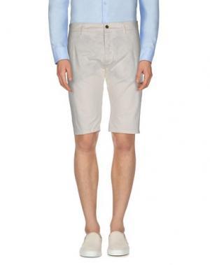 Повседневные брюки GOLD CASE by ROCCO FRAIOLI. Цвет: белый