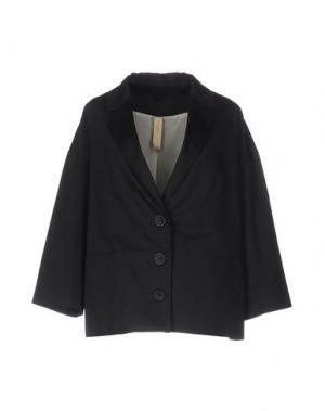 Пиджак GUTTHA. Цвет: черный