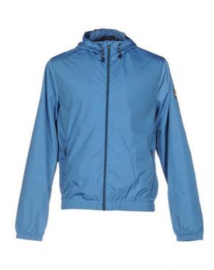 Куртка CIESSE PIUMINI. Цвет: лазурный