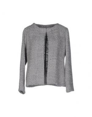 Пиджак CHARLOTT. Цвет: серый