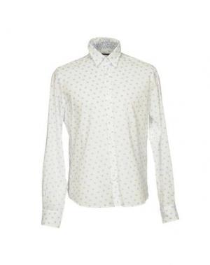 Pубашка MELTIN POT. Цвет: белый