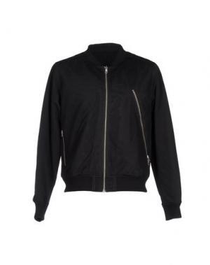 Куртка RED COLLAR PROJECT. Цвет: черный
