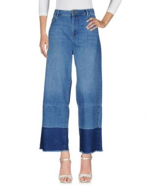 Джинсовые брюки INTROPIA 42636418NK