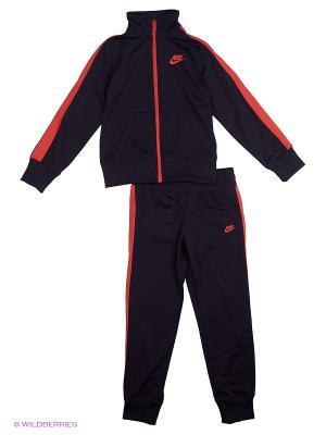 Спортивный костюм G NSW TRK SUIT TRICOT Nike. Цвет: фиолетовый