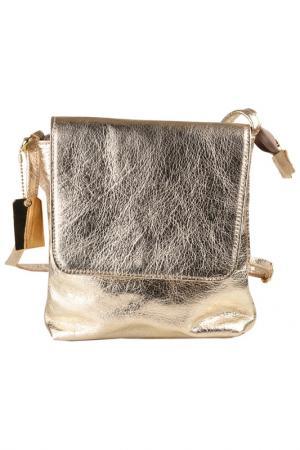 Bag MATILDA ITALY. Цвет: metallic gold