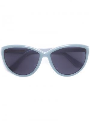 Солнцезащитные очки Agathe Selima Optique. Цвет: синий