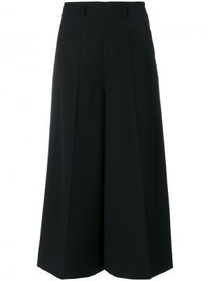 Классическая юбка-брюки Lanvin. Цвет: чёрный