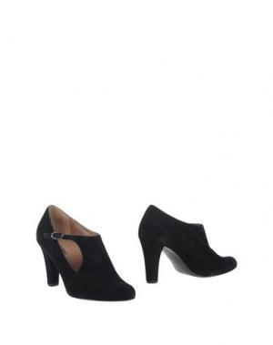 Ботинки VALLEVERDE. Цвет: черный
