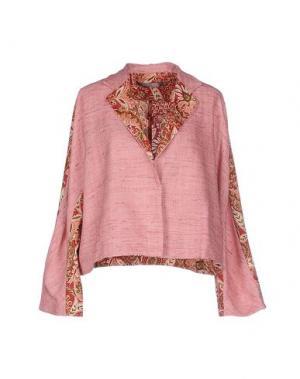 Пиджак ROSAMUNDA. Цвет: розовый