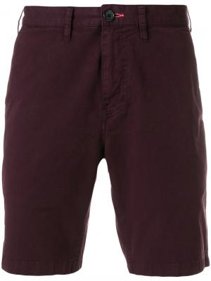 Classic chino shorts Ps By Paul Smith. Цвет: розовый и фиолетовый