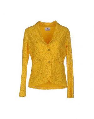 Пиджак COOPERATIVA PESCATORI POSILLIPO. Цвет: желтый
