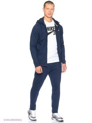 Спортивный костюм M NSW MODERN TRK SUIT FT Nike. Цвет: синий