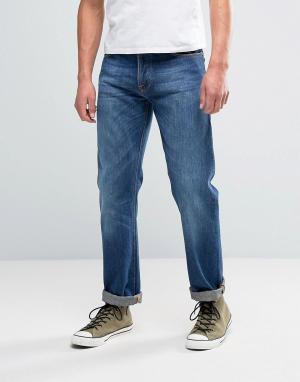 Nudie Jeans Свободные джинсы Co Leif. Цвет: темно-синий