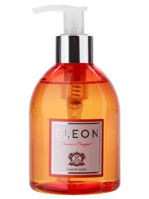 Eleon коллекция парфюмера жидкое мыло для рук Summer Bouquet. Цвет: оранжевый
