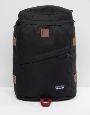 Patagonia Черный рюкзак Toromiro. Цвет: черный