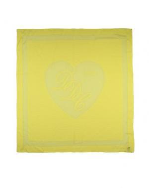 Платок DSQUARED2. Цвет: желтый
