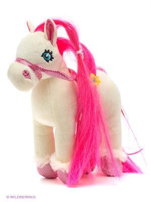 Лошадка Лили Fancy. Цвет: молочный, розовый