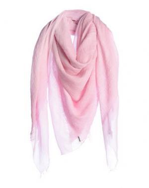 Платок DONDUP. Цвет: розовый