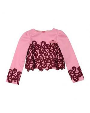 Блузка I PINCO PALLINO I&S CAVALLERI. Цвет: розовый