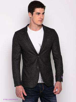 Пиджак Sarto Reale. Цвет: темно-серый