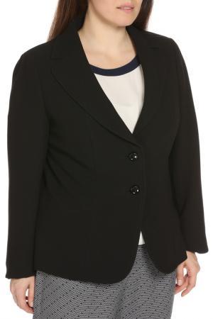 Пиджак Krizia. Цвет: черный