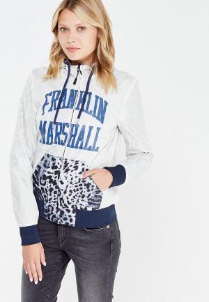 Куртка Franklin & Marshall. Цвет: белый