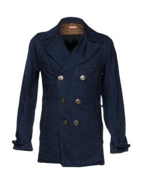 Джинсовая верхняя одежда KAPITAL. Цвет: синий