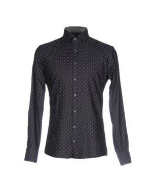 Pубашка SSEINSE. Цвет: стальной серый