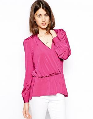 Блузка  Harper S.Y.L.K. Цвет: fuschia