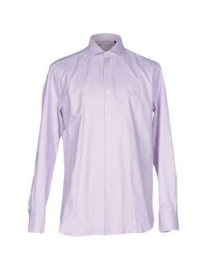 Pубашка CELLINI. Цвет: светло-фиолетовый